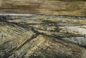 1. Filippo Cristini, La Zona, olio su tela, 50x70 cm, 2017