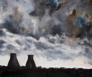 11. Filippo Cristini, Eredità, olio su tela, 100x120cm, 2016