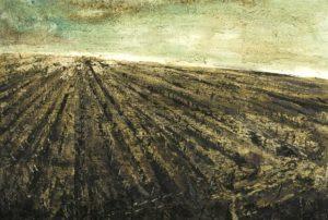 3. Filippo Cristini, La Zona, olio su tela, 50x70 com, 2017