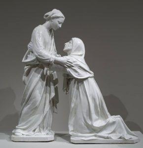 La Visitazione_Museum of Fine Arts, Boston
