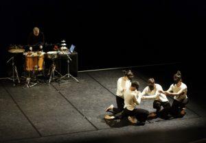 8 - Pulcinella_Quartet - Virgilio Sieni