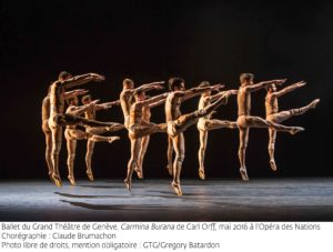 Danza_Ballet du Grand Theatre de Geneve 'Carmina Burana' ph Gregory Batardon