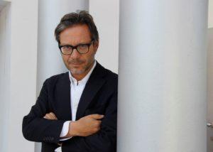 Recalcati Massimo, psicoanalista, occhiali © 2014 Giliola CHISTE