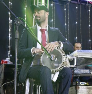 Zaid Ayasa concerto di Darabuka