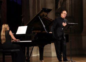 teatro olimpico concerto Ferruccio Furlanetto e Natalia Sidorenko 15-09-19