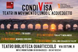 CondiVisa_teatri in movimento lungo l'acquedotto (1)
